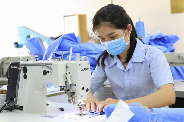 Hàng triệu công nhân may có nguy cơ thất nghiệp vì dịch Covid-19