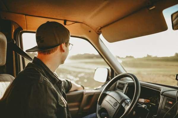 những suy nghĩ sai lầm về nghề lái xe