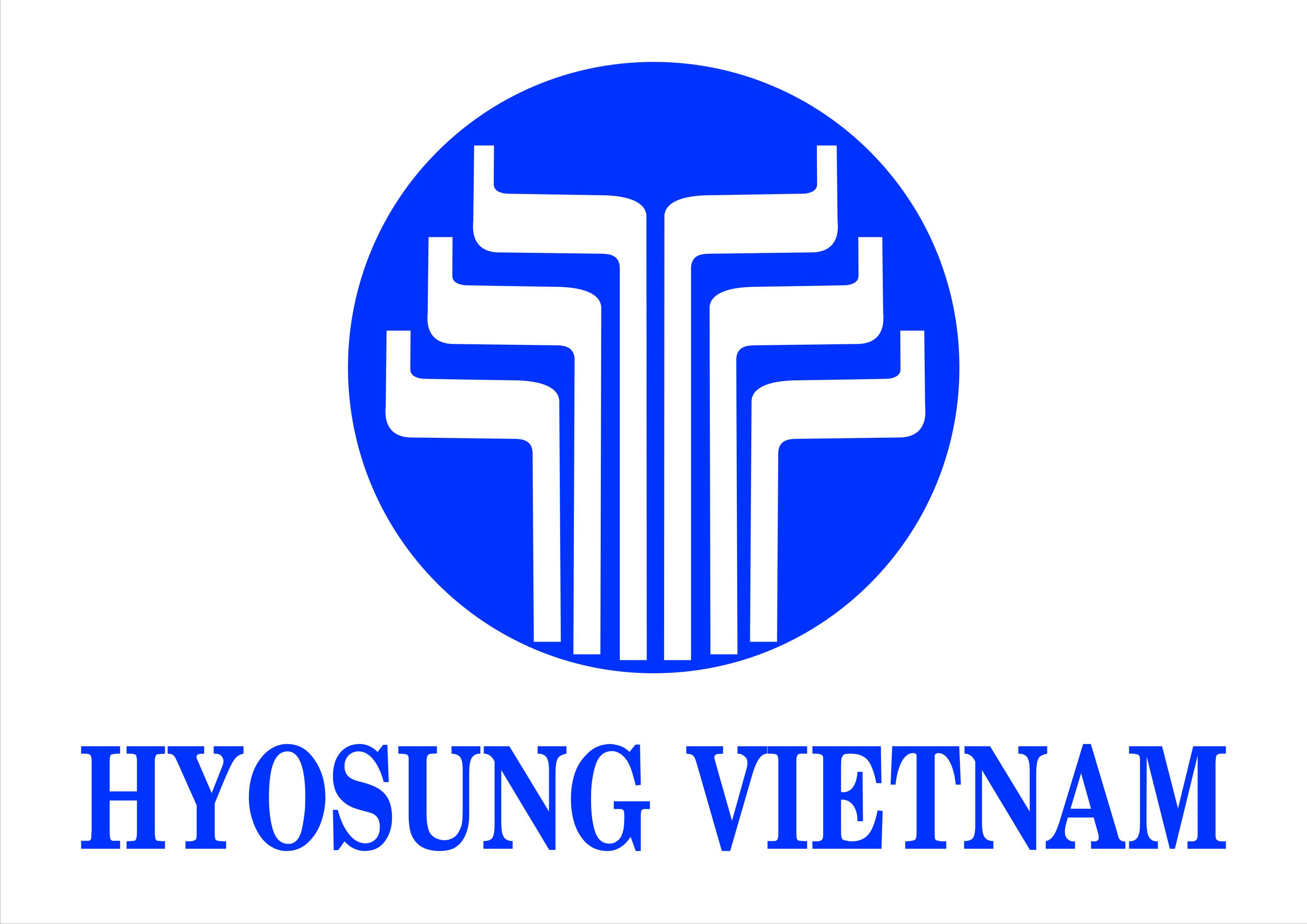 Kết quả hình ảnh cho logo hyosung