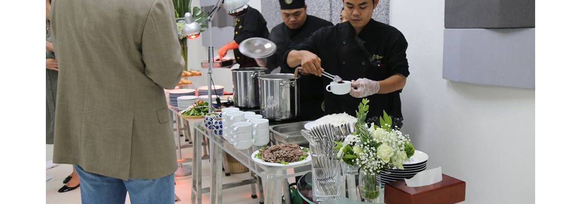Công Ty Cổ Phần The Caterers